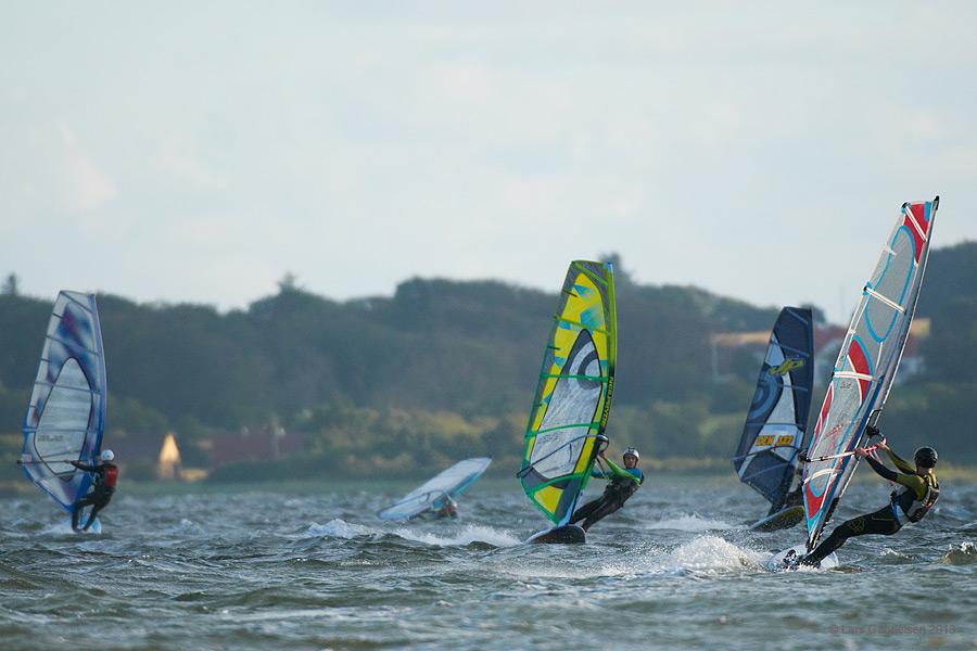 efterskole med linjefaget windsurfing