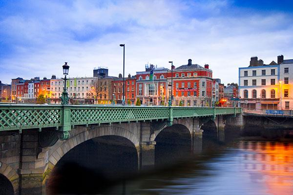 Efterskole rejse til Dublin