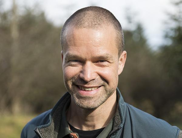 Lærer på Venø Efterskole Jakob Vemmelund