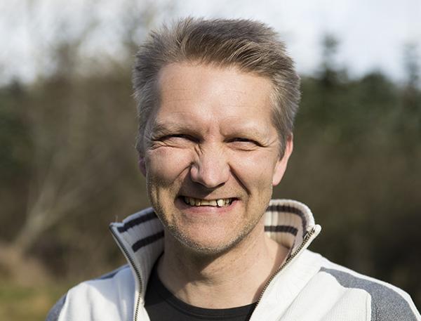Lærer på Venø Efterskole Jens Christian Brødbæk