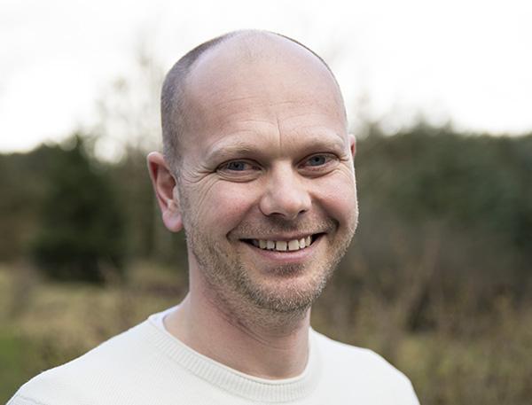 Lærer på Venø Efterskole Morten Hermann