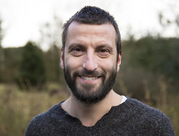 Lærer på Venø Efterskole Peter Rewers