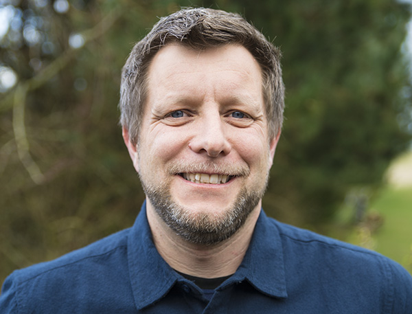 Lærer på Venø Efterskole Ulf Ipsen