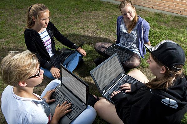 Forfatterlinje på Venø Efterskole