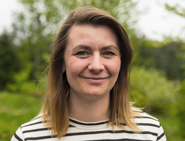 Lærer på Venø Efterskole Line Bak