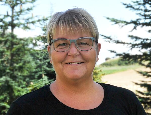 Køkkenleder på Venø Efterskole Vibeke Borbjerggaard Staunstrup
